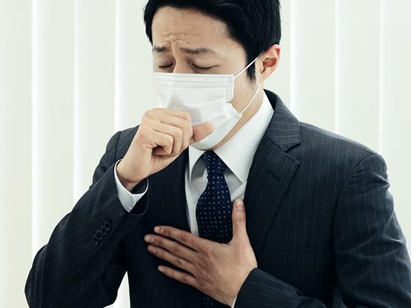 画像:慢性閉塞性肺疾患(COPD)イメージ