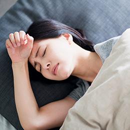 画像:睡眠時無呼吸症候群(SAS)
