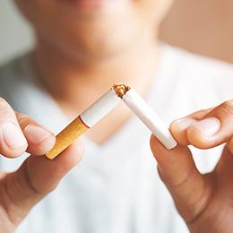 画像:禁煙外来
